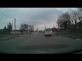 Водитель маршрутки нарушает ПДД в Иванове