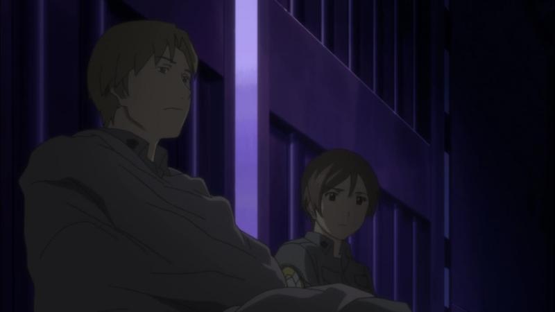 6 серия Библиотечная война / Toshokan Sensou [Ed89]