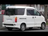 Обзор авто_ Daihatsu Atrai - дайхатсу атрай