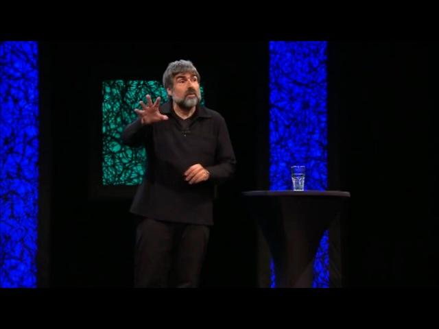 Немецкий сатирик Фолькер Писперс - весело о грустном