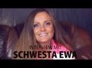 Interview: SCHWESTA EWA über Kurwa, Frauen im Rap und AON (rap.de-TV)