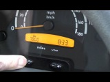 Mercedes Sprinter - Resetting Service Clock
