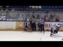 Драка 10-летних российских хоккеистов - будущие бойцы с НХЛ.