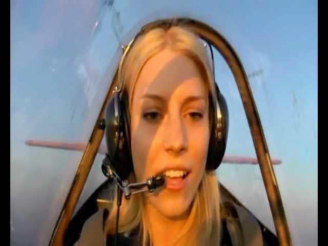 Высший пилотаж Як 52 / Yak-52 aerobatic