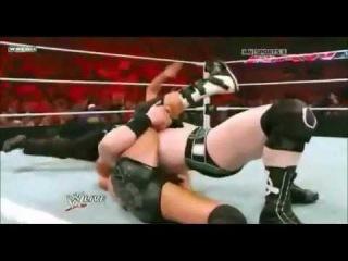 WWE: CM Punk, John Cena, Air Boom & Sheamus vs Del Rio, Ziggler, Swagger, Rhodes & Christian