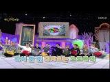 "Ep.220 Бекхён (EXO) имитирует звук мотоцикла. Talk Show Hello ● Hello Counselor ● Ток-шоу ""Привет"" ● Ток-шоу ""Здравствуйте"""