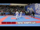 Paris Open 2015 : Aghayev vs Busa (-75kg)