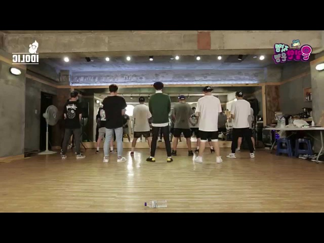Block B - BASTARZ (블락비 바스타즈) - 품행제로 (Zero For Conduct) Dance Practice Ver. (Mirrored)