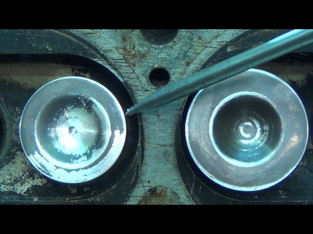 Теория ДВС: Впускной клапан 41 мм на Классику (обзор)