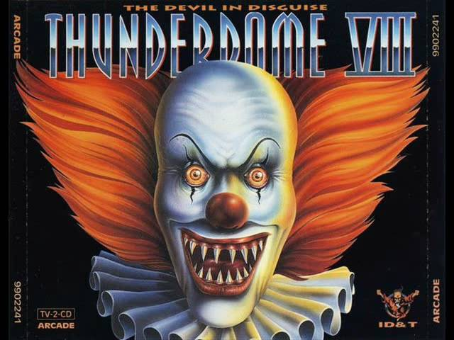 Thunderdome 8 (VIII) CD 1 Full 76:36 Min - The Devil In Disguise (IDT High Quality HQ HD)