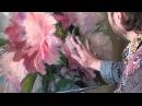 БЕСПЛАТНО! Полный Видеоурок Пионы Сахаров