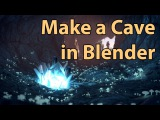How to Make a Cave with Blender - Tutorial