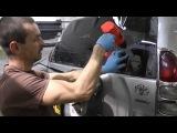 Как тонировать окна в машине, обучающий фильм