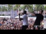 ULTRA 2015 - MAKJ ft. O.T. Genasis (Live Set)  DJ MAKJ