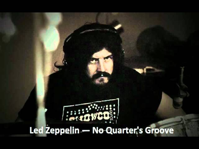 Led Zeppelin — No Quarter's Groove, 1975, live jam