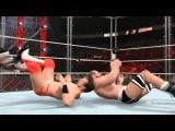 [#BMBA] 2KMiz The Miz vs. Cesaro Steel Cage