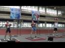 International military games 2015. Kettlebell sport. relay 32 kg kb