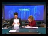 Убойные ляпы телеведущих в прямом эфире