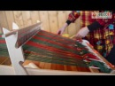 МАСТЕР КЛАСС Ткачество на ручном ткацком станке ОПТИМА МИНИ ЭКОЯР