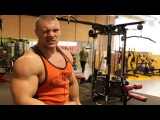 Тренировка спины  Советы по набору массы  А  Щукин