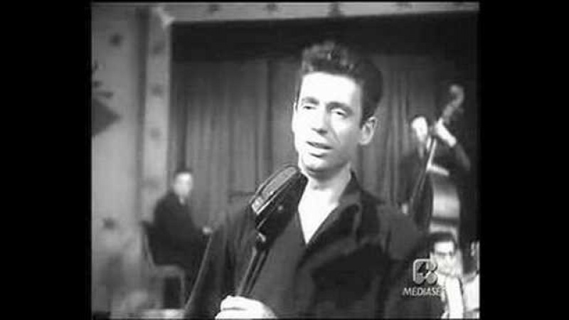 Yves Montand - Les Feuilles Mortes 1951 г.