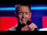 Charly Luske - This Is A Mans World (The Blind Auditions The voice of Holland 2011)