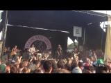 Taking Back Sunday - Cute Without The 'e' Warped Tour 2012 Atlanta GA