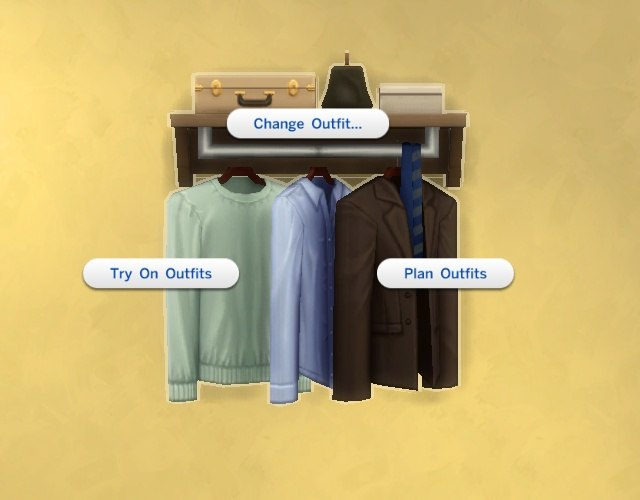 3 вешалки с функциями гардероба