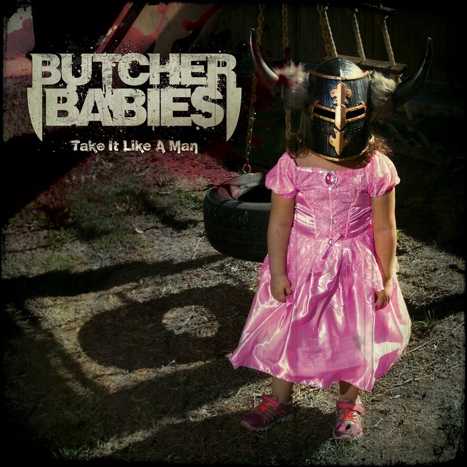 Butcher Babies - Take It Like A Man (2015)