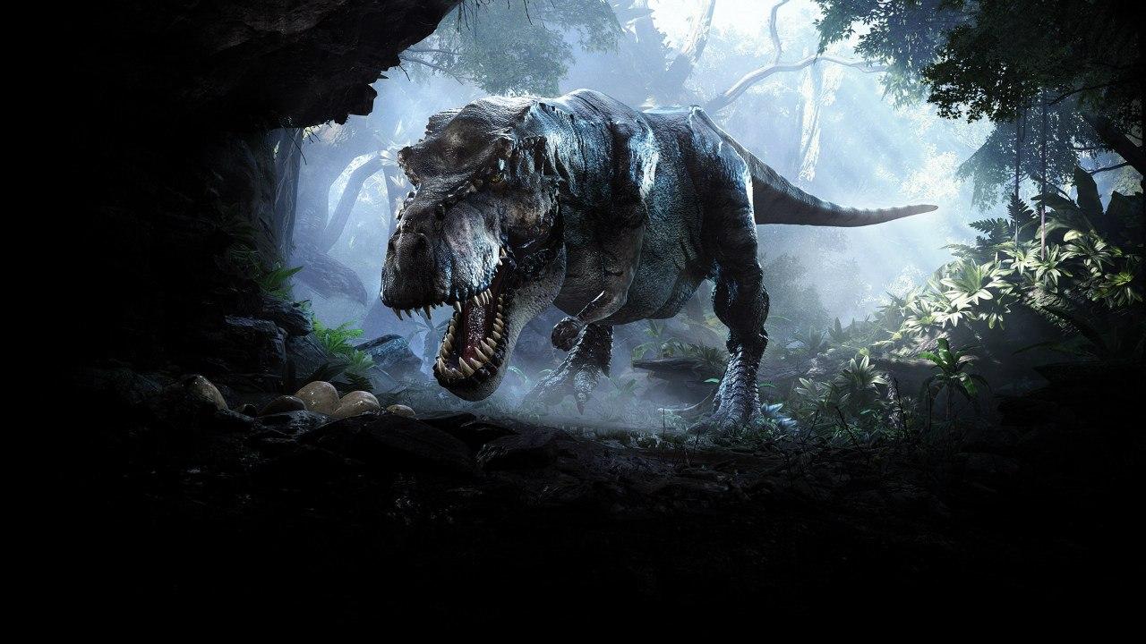 Back To Dinosaur Island только на  Oculus Rift