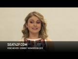 2015: Интервью Роуз в пресс-рум на «WonderCon 2015» о сериале «Я - Зомби» #1 (4.04.15)
