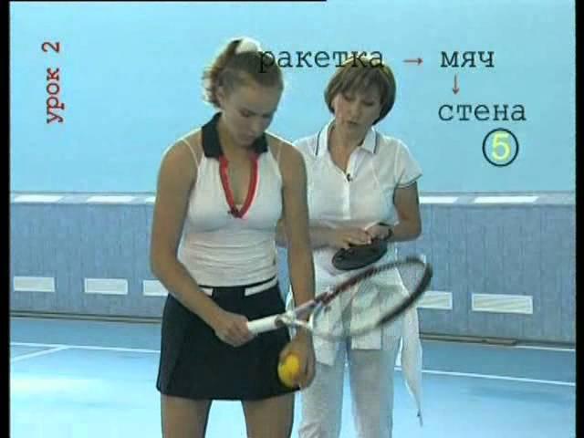 Школа большого тенниса ч.1
