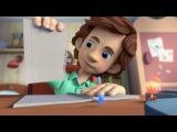 Фиксики - Бумага  Познавательные образовательные мультики для детей, школьников