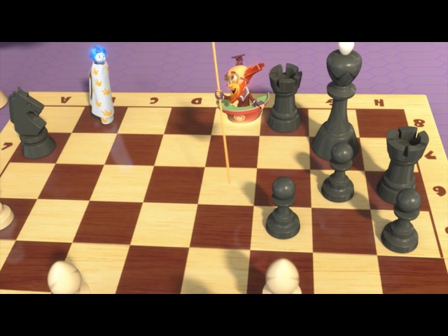 Фиксики Шахматы Познавательные мультики для детей школьников