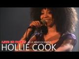 HOLLIE COOK LIVE IN PARIS A LA MAROQUINERIE LE 28 MARS 2015