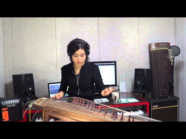 SRV-Mary Had A Little Lamb Gayageum cover.