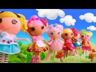 Куклы Лалалупси (LalaLoopsy Commercial)- Детки Тойс интернет магазин игрушек