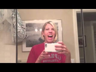 Mom does a lip sync to 4 year old tantrum. #TantrumLipSync