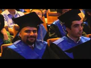 Выпуск магистров и специалистов факультета гуманитарных и социальных наук РУДН в 2015 году