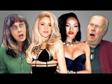 Elders React to Shakira - Can't Remember To Forget You ft. Rihanna