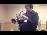 Wayne Bergeron Schlub Custom Trumpet 2