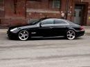 MEC Design W219 CLS500 CLS55AMG MEC Design Bodykit MEC Design wheels 11 12 satin black
