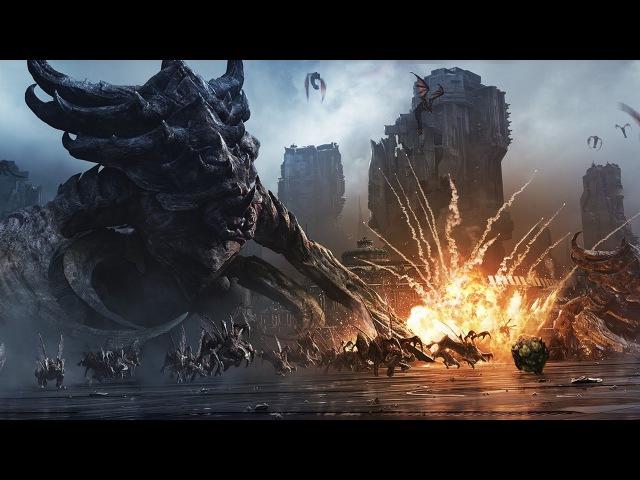 Официальный ролик StarCraft II Heart of the Swarm RU