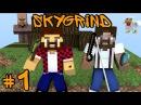 НОВЫЙ ОСТРОВ С АЧИВКАМИ - Minecraft : Выживание на Острове