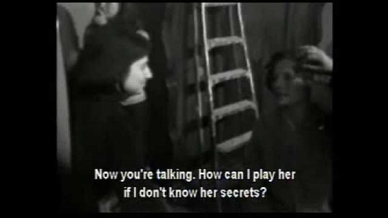 Jeanne Dielman (1975) filming