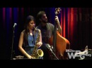 Melissa Aldana Crash Trio: The Checkout Live at Berklee