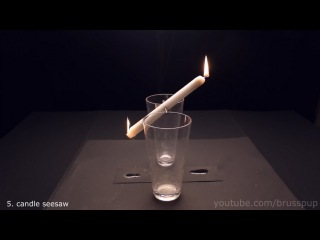 10 удивительных трюков с огнём