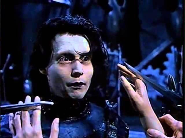 Едвард руки-ножиці (трейлер)