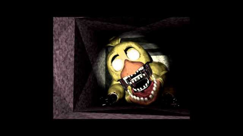 FNAF(WHAT IF: old/withered chica sung the fnaf1 song by TLTS)