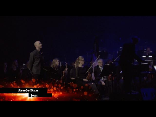 Arnór Dan - Jóga (Björk cover performed with the Iceland Symphony Orchestra)
